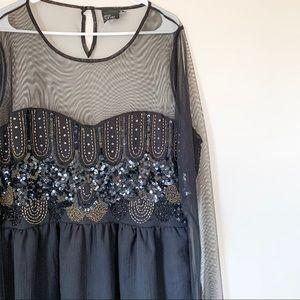 ASOS CURVE A-line Dress